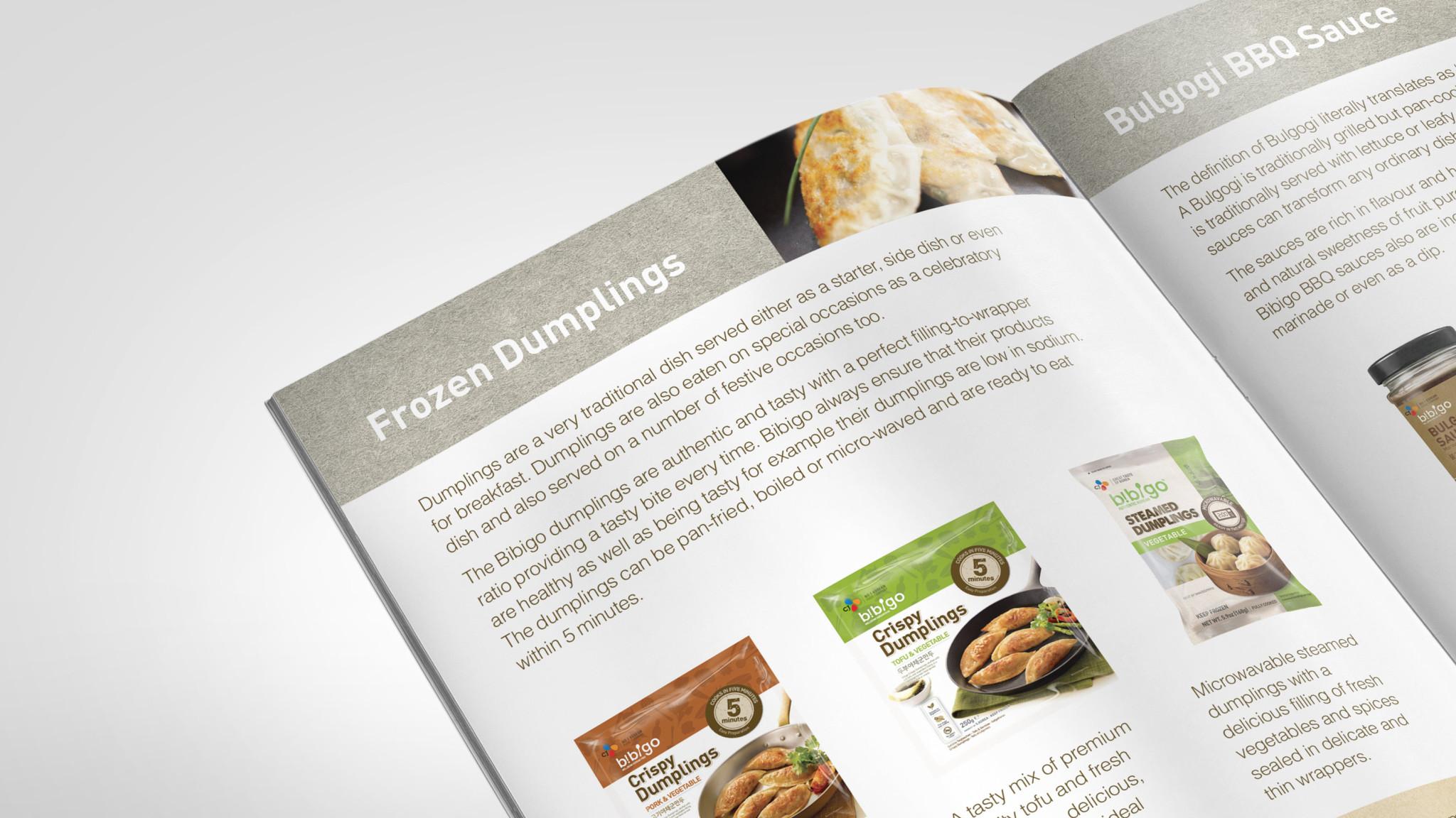 A5 page design