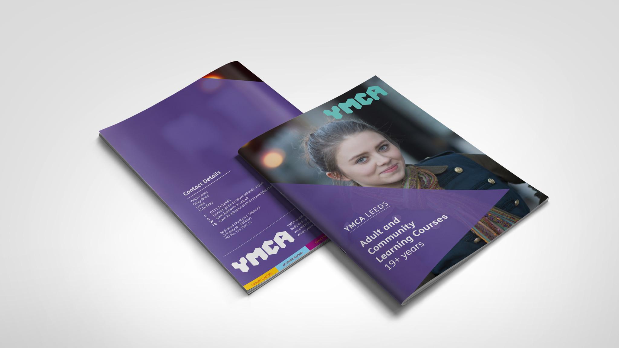 brochure design A5
