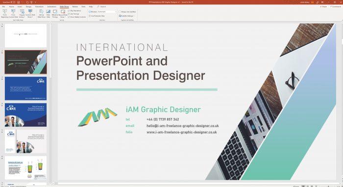 powerpoint deck designers