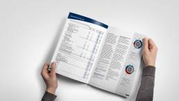 Annual Report Design DPS