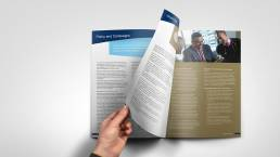 Yearly Annual Report Design